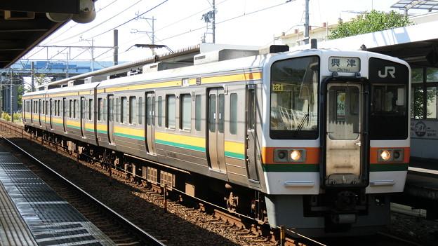JR東海:211系5000番台(SS4)-01