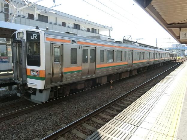 JR東海:211系5000番台(LL17)-01