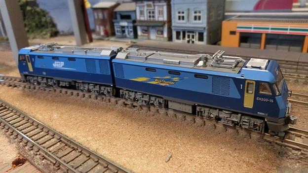 模型:JR貨物EH200形-09