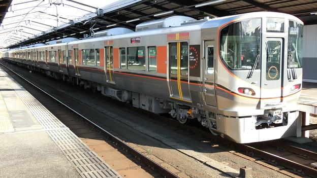 JR西日本:323系(LS04)-01