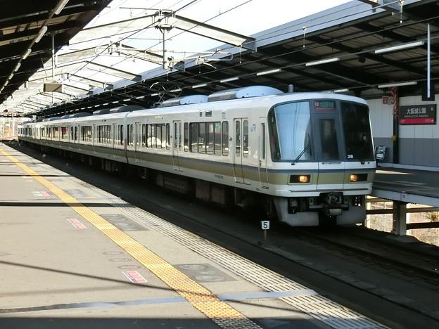 JR西日本:221系(NC605)-01