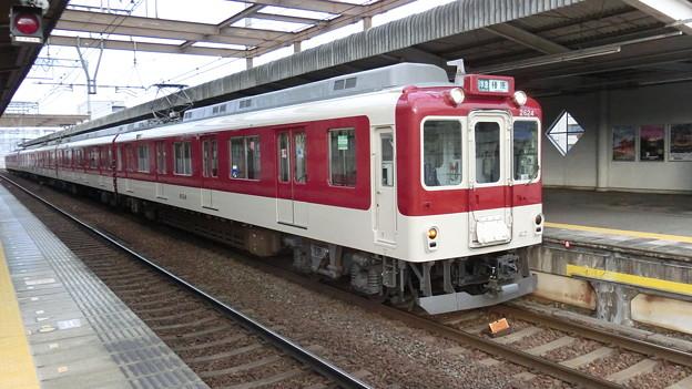 近鉄:2610系(2624F)・1254系(1254F)-01