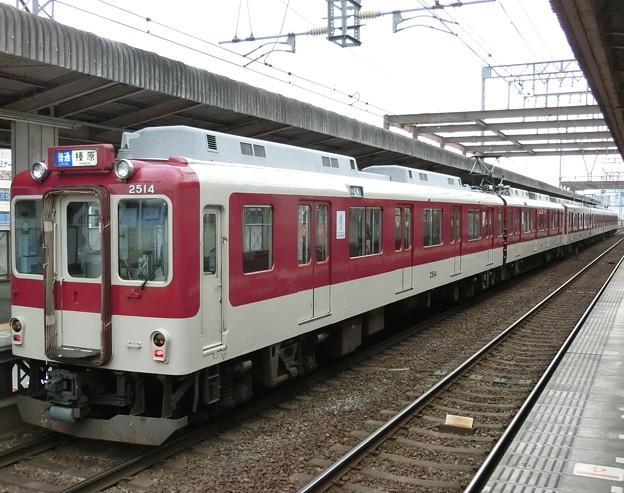 近鉄:2410系(2414F)・1400系(1503F)-01