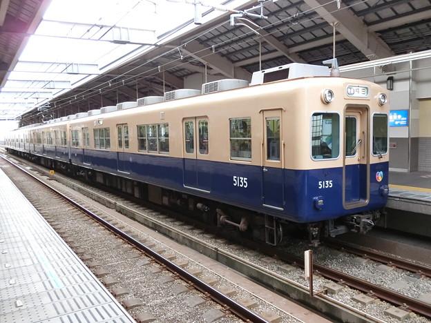 写真: 阪神:5000系(5135F)-04