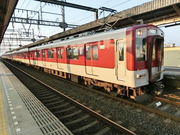 近鉄:1252系(1263F)・8600系(8608F)-01