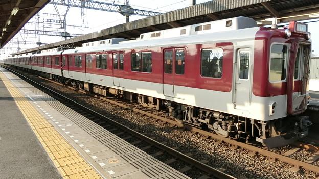 近鉄:8400系(8413F・8416F)-01
