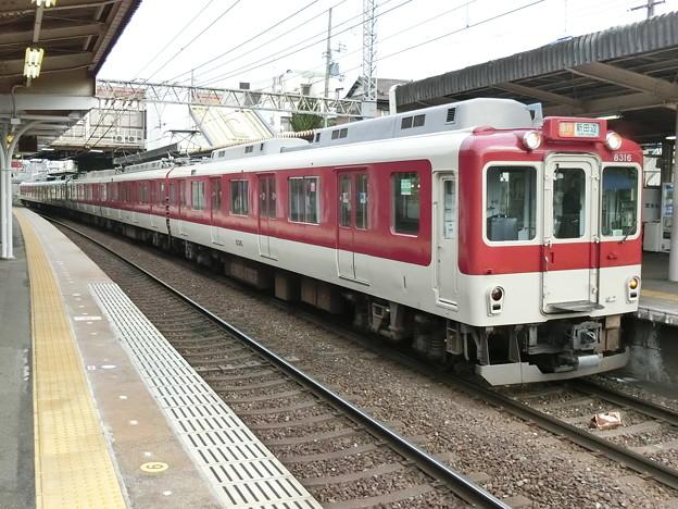 近鉄:8400系(8416F・8413F)-01