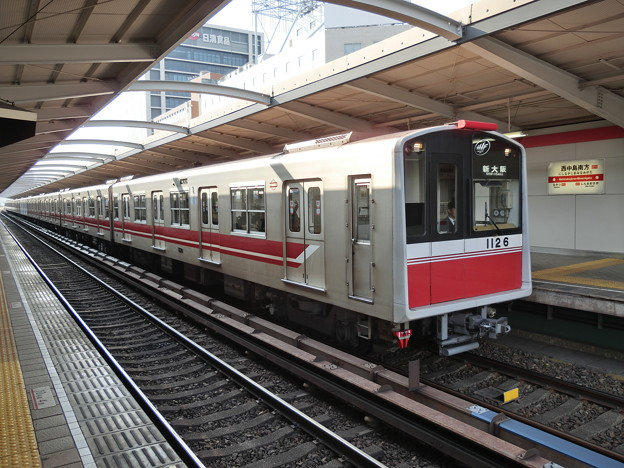大阪市交通局:10系(1126F)-03