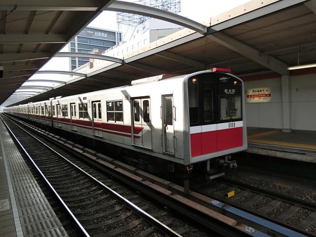 大阪市交通局:10系(1111F)-02