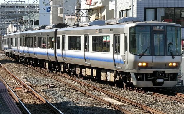 JR西日本:223系(HE417)-01