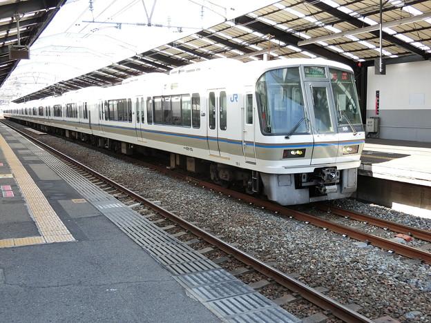 JR西日本:221系(NB807)-01