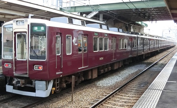 阪急:8300系(8304F)-02