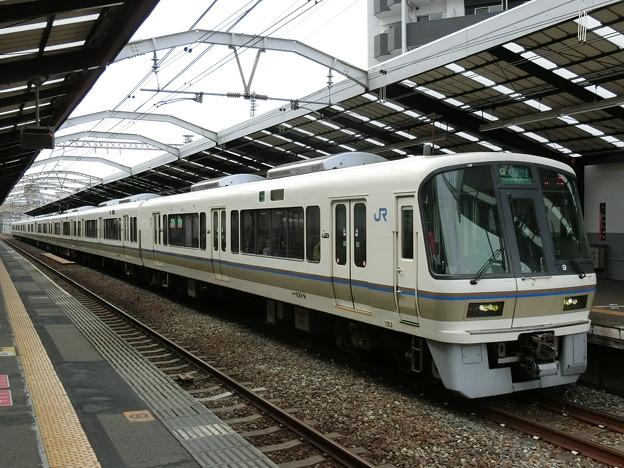 JR西日本:221系(NA431・NA420)-01