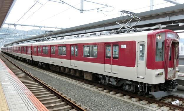 近鉄:1249系(1251F)・8600系(8614F)-01