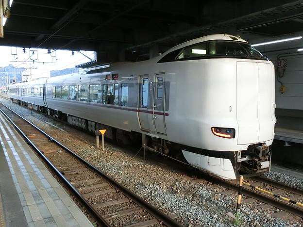 JR西日本:287系(FC004)-01