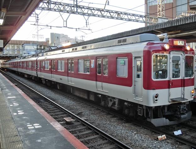 近鉄:8600系(8614F)・1249系(1251F)-01