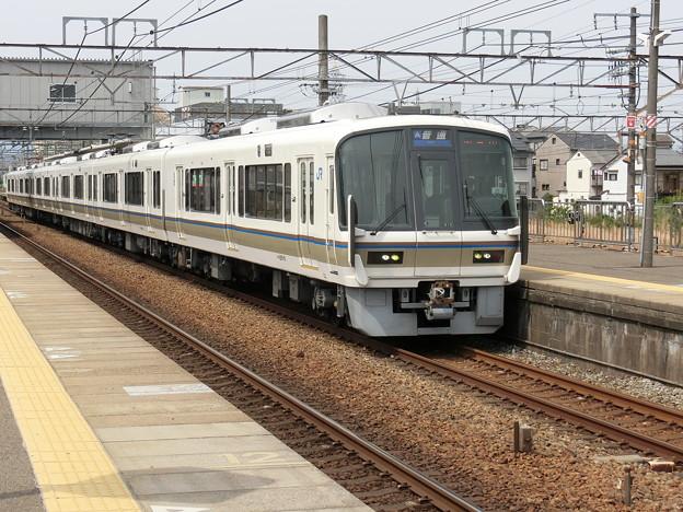 JR西日本:221系(B013)-01