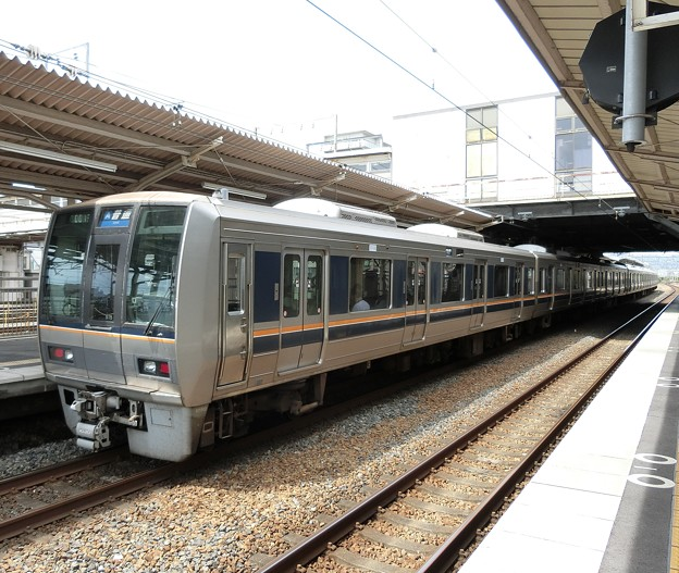 JR西日本:207系1000番台(S15・T2)-01