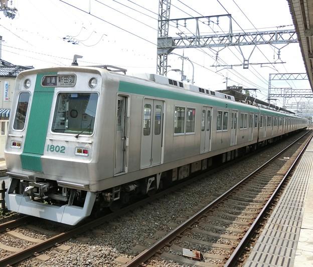 Photos: 京都市交通局:10系(1102F)-01
