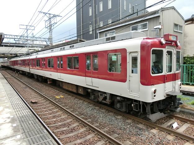 近鉄:8600系(8611F)・1233系(1235F)-01