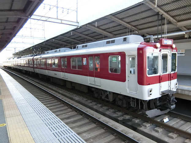 近鉄:8400系(8358F)-06