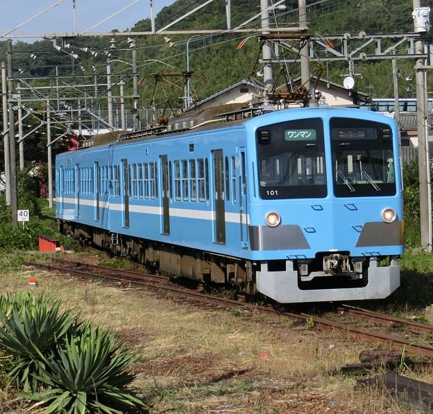 近江鉄道:100形-01