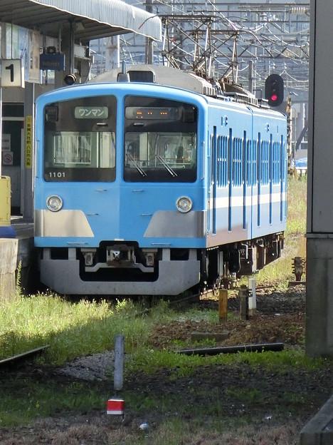 近江鉄道:100形-02