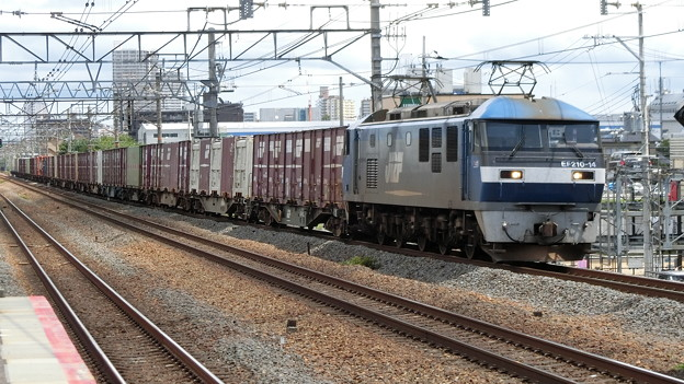 JR貨物:EF210形-01