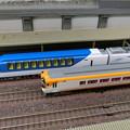 Photos: 模型:近鉄50000系と12410系-01