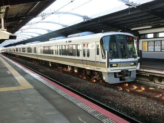 JR西日本:221系(NA430・NA414)-01