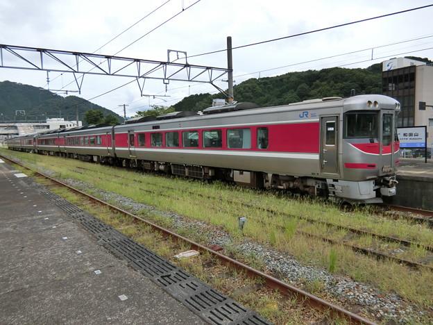 JR西日本:キハ189系-01