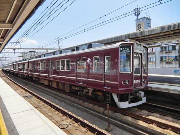 阪急:8000系(8002F)-01