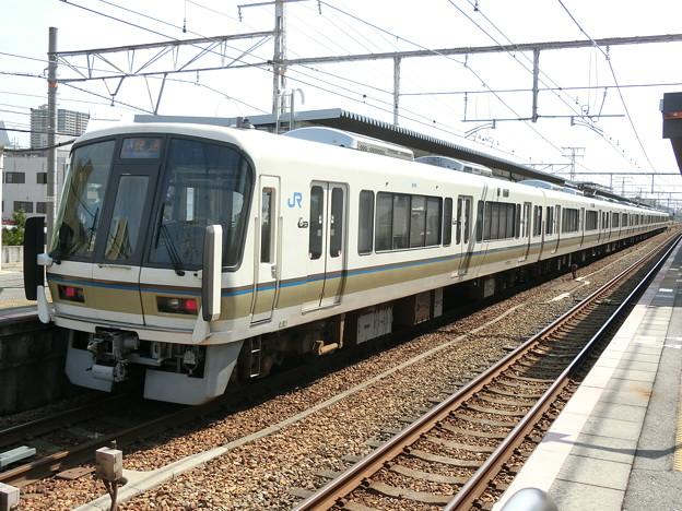 JR西日本:221系(A001)-04