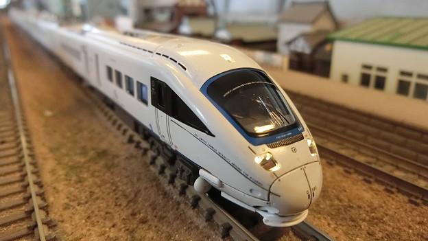 模型:JR九州885系-01