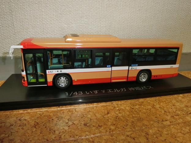 1/43バス:いすゞエルガ(神姫バス)-01