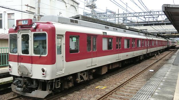 近鉄:8600系(8616F)・1233系(1236F)-01