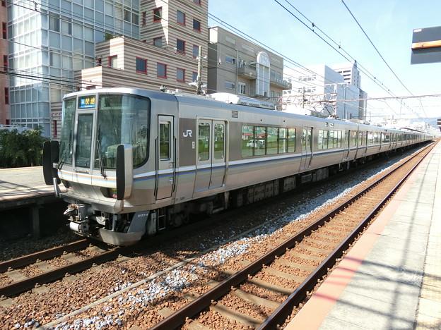 JR西日本:223系(J007・J011)-01