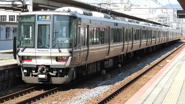 JR西日本:223系(V058・V011)-01