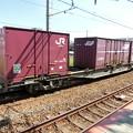 JR貨物:コキ107形-02