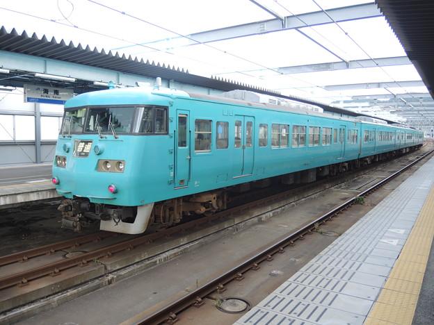 JR西日本:117系(SG002)-01