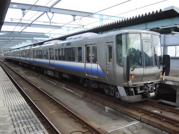 JR西日本:223系0番台(HE406)-01