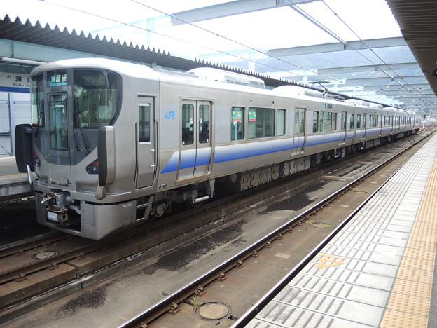 JR西日本:225系5000番台(HF418)-03