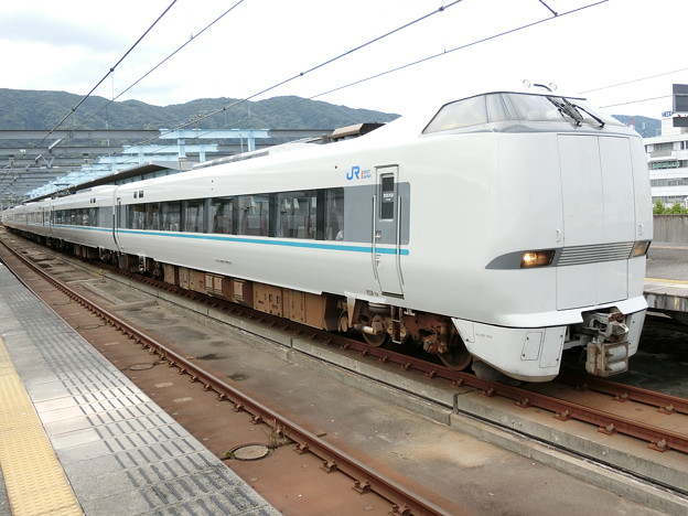 JR西日本:289系(J01)-01
