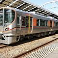 Photos: JR西日本:323系(LS01)-02