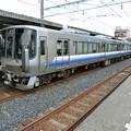 写真: JR西日本:223系(HE412)-01