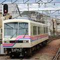Photos: 叡電:デオ800形-01
