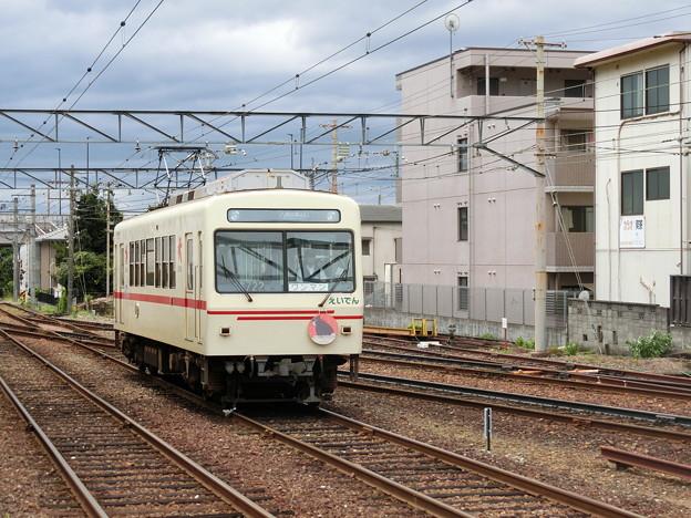 叡電:700系-04