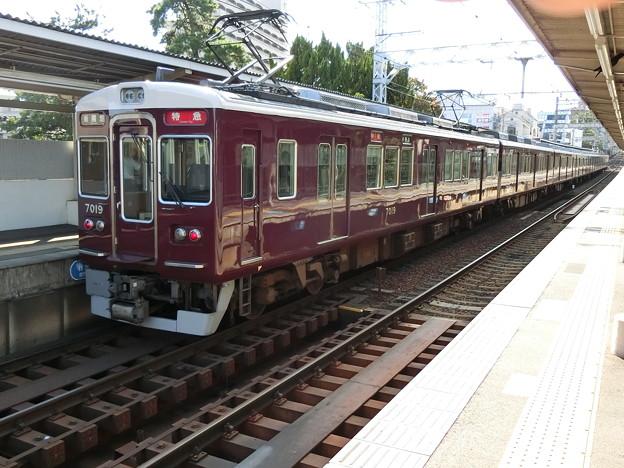 Photos: 阪急:7000系(7019F)-01