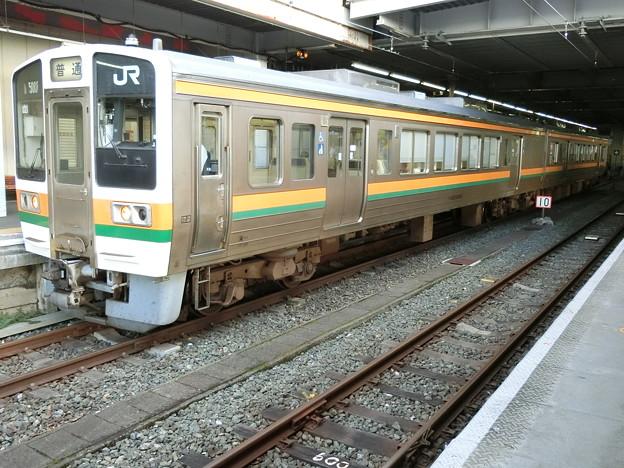 JR東海:213系5000番台(H8)-01