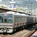 JR西日本:207系1000番台(S49)-01